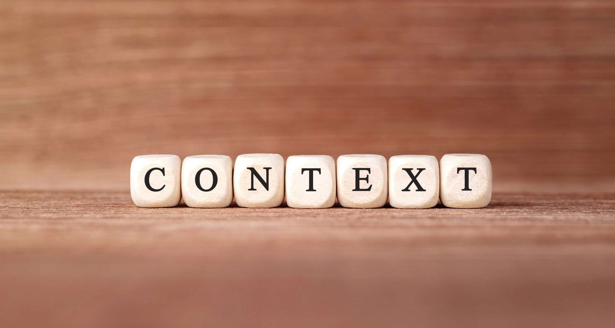 the importance of context